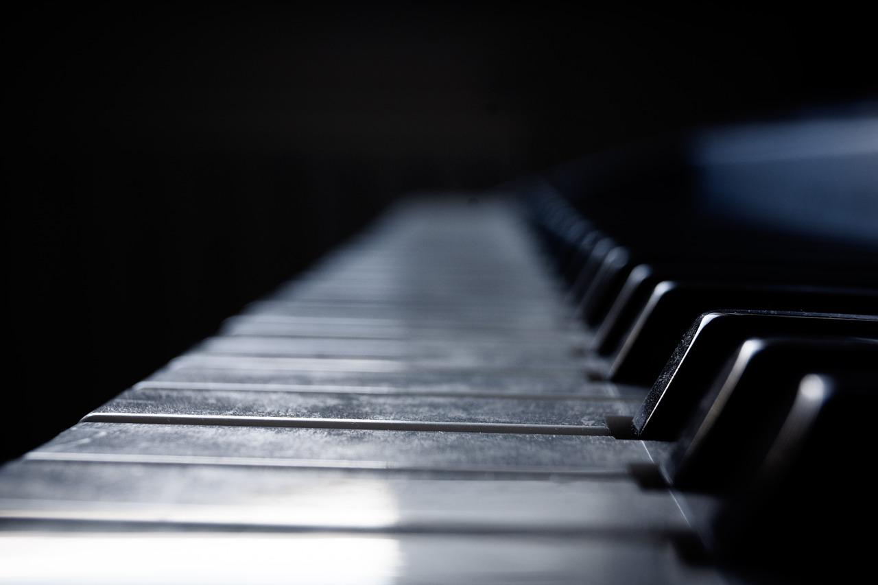 piano, instrument, keyboard